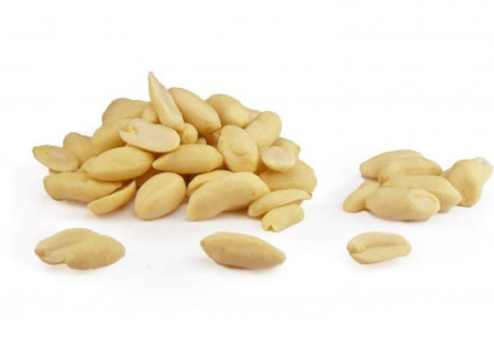 очищенные орехи